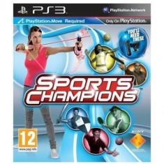 Joc consola Sony PS3 Sports Champions - Jocuri PS3 Sony, Sporturi, 12+