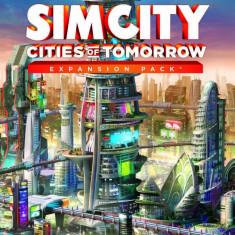 Joc PC EA SimCity Cities Of Tomorrow - Jocuri PC Electronic Arts, Simulatoare, 3+, Single player