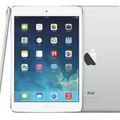 Tableta Apple iPad Mini 2 Retina 16GB LTE 4G Silver - Tableta iPad Mini 2 Apple, Argintiu, Wi-Fi + 4G