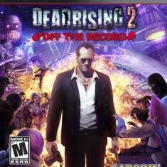 Joc consola Capcom Dead Rising 2 Off The Record PS3 - Jocuri PS3 Capcom, Actiune, 18+