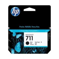 Consumabil HP Cartus 711 Black CZ129A - Cartus imprimanta