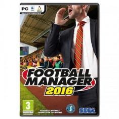Joc PC Sega Football Manager 2016 PC - Jocuri PC