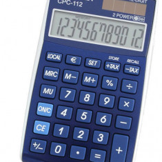 Calculator de birou Citizen CPC112 BLUE - Calculator Birou