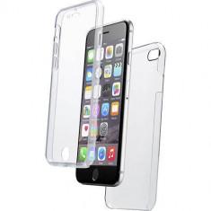 Husa Protectie Spate Cellularline 360 Transparent pentru Apple iPhone 6, iPhone 6S - Husa Telefon CellularLine, iPhone 6/6S