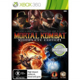 Joc consola Warner Bros Mortal Kombat Komplete Edition XBOX360, Actiune, 18+