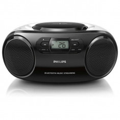 Radio CD Philips AZ330T/12 USB Negru - Aparat radio