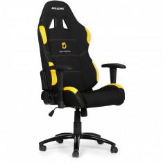 Scaun gaming AKRacing Team Dignitas Pro Yellow