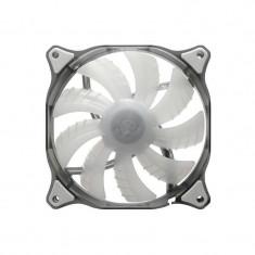 Ventilator pentru carcasa Cougar CFD Series White LED 120mm - Cooler PC