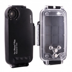 Carcasa subacvatica waterproof 40m compatibila iPhone 7 Plus - Husa Telefon