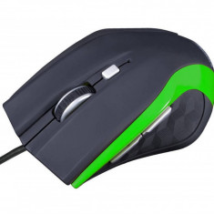 Mouse gaming Modecom MC-M5 Black / Green