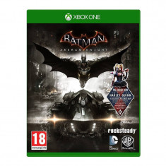 Joc consola Warner Bros Batman Arkham Knight Xbox ONE - Jocuri Xbox One, Actiune, 18+