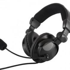 Casti gaming Modecom MC-826 Hunter Black