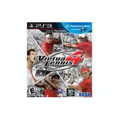 Joc consola Sega PS3 Virtua Tennis 4 - Jocuri PS3 Sega, Sporturi, 3+