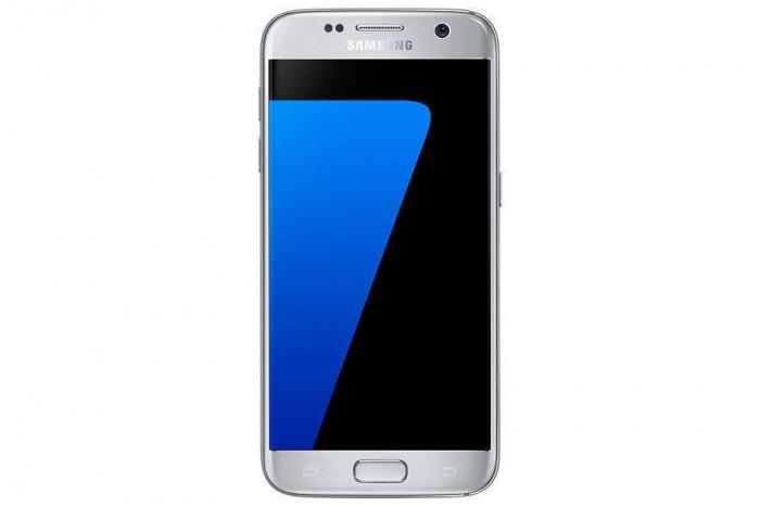 Smartphone Samsung Galaxy S7 32GB Silver foto mare