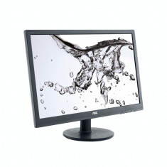Monitor LED AOC E2260SDA 22 inch 5 ms black