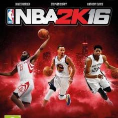 Joc consola Take 2 Interactive NBA 2K16 Xbox 360 - Jocuri Xbox 360 Take 2 Interactive, Sporturi, 3+