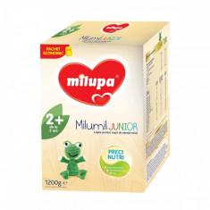 Lapte praf MILUPA Milumil Junior 2+ 1200g - Lapte praf bebelusi