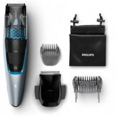 Set de ingrijire faciala cu aspirator Philips BT7210/15 Argintiu - Aparat de Tuns