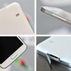 Protectie/capac mufa incarcare Samsung Galaxy S5, silver