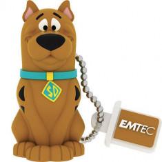 Memorie USB Emtec Scooby Doo Gift Box HB106 8GB USB 2.0 Brown - Stick USB