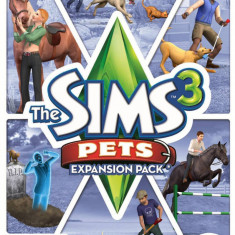 Joc PC EA The Sims 3 Pets - Jocuri PC Electronic Arts, Simulatoare, 12+, Single player