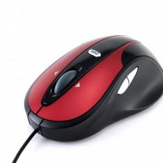 Mouse Modecom MC-610 Innovation G-Laser Red / Black, USB