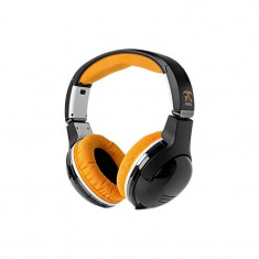 Casti SteelSeries 7 FNATIC, Casti On Ear, Cu fir, Mufa 3, 5mm, Active Noise Cancelling