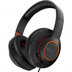 Casti gaming SteelSeries Siberia 100 Black - Casca PC
