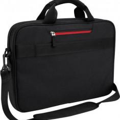 Case Logic DLC117 Geanta laptop 17 inch, Nailon, Negru