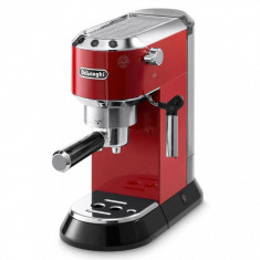 Espressor cafea Delonghi EC680.R 1450W 1.4 Litri 15 Bari Rosu