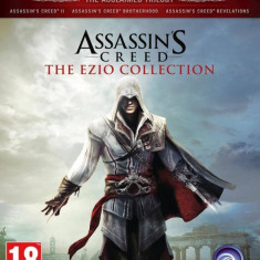 Joc consola Ubisoft Ltd ASSASSINS CREED THE EZIO COLLECTION pentru XBOX ONE - Jocuri Xbox One
