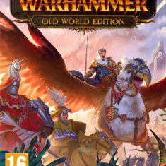 Joc PC Sega Total War Warhammer Old World Edition - Jocuri PC