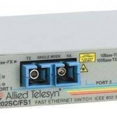 Media convertor Allied Telesis Media Converter AT-FS202-60