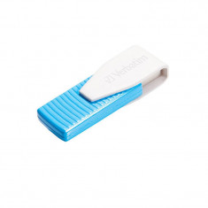Memorie USB Verbatim Swivel 8GB USB 2.0 Blue, 8 GB