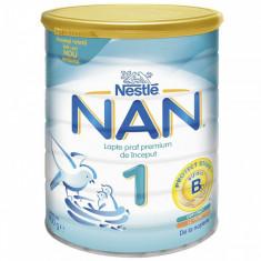 Lapte praf sugari NESTLE Nan1 400g de la nastere - Lapte praf bebelusi
