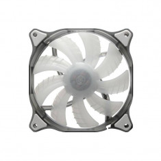 Ventilator pentru carcasa Cougar CFD Series White LED 140mm - Cooler PC