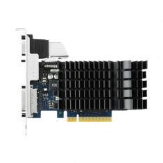 Placa video Asus nVidia GeForce GT 730 Silent 2GB DDR3 64bit - Placa video PC Asus, PCI Express