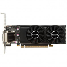 Placa video MSI nVidia GeForce GTX 1050 2GT LP 2GB DDR5 128bit - Placa video PC