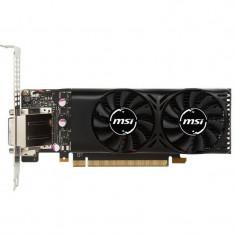 Placa video MSI nVidia GeForce GTX 1050 2GT LP 2GB DDR5 128bit - Placa video PC