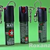 Spray Paralizant. NATO-CS. Spray Autoaparare 20 ML. Tip BRELOC