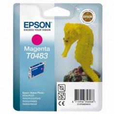 Consumabil Epson Cartus T0483 Magenta - Cartus imprimanta