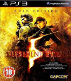Joc consola Capcom Resident Evil 5 Gold Essentials PS3, Actiune, 18+
