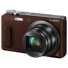 Aparat foto Panasonic DMC-TZ57EP-T Maro - Aparat Foto compact Panasonic