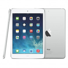 Tableta Apple iPad Mini 2 Retina 32GB 4G Silver - Tableta iPad Mini 2 Apple, Argintiu, Wi-Fi + 4G