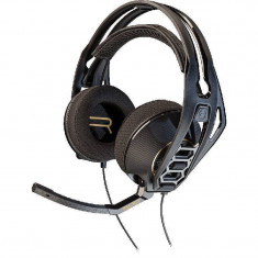 Casti gaming Plantronics RIG 500HD - Casca PC Plantronics, USB