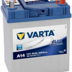 Baterie auto Varta Blue Dynamic 540126033 A14 40Ah 330A