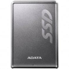 SSD Extern ADATA SV620H 256GB USB 3.0 Titanium - HDD extern A-data, 200-499 GB