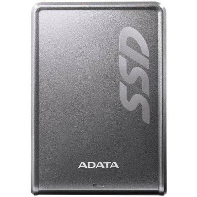 SSD Extern ADATA SV620H 256GB USB 3.0 Titanium foto