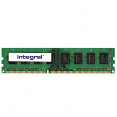 Memorie server Integral ECC UDIMM 4GB DDR3 1066 MHz CL7 R2 Unbuffered