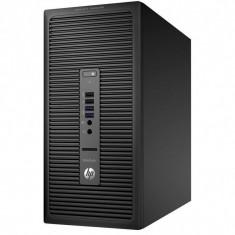Sistem desktop HP EliteDesk 705 G2 MT AMD A10-8750 8GB DDR3 2TB HDD nVidia GeForce GT 730 2GB Black - Sisteme desktop fara monitor